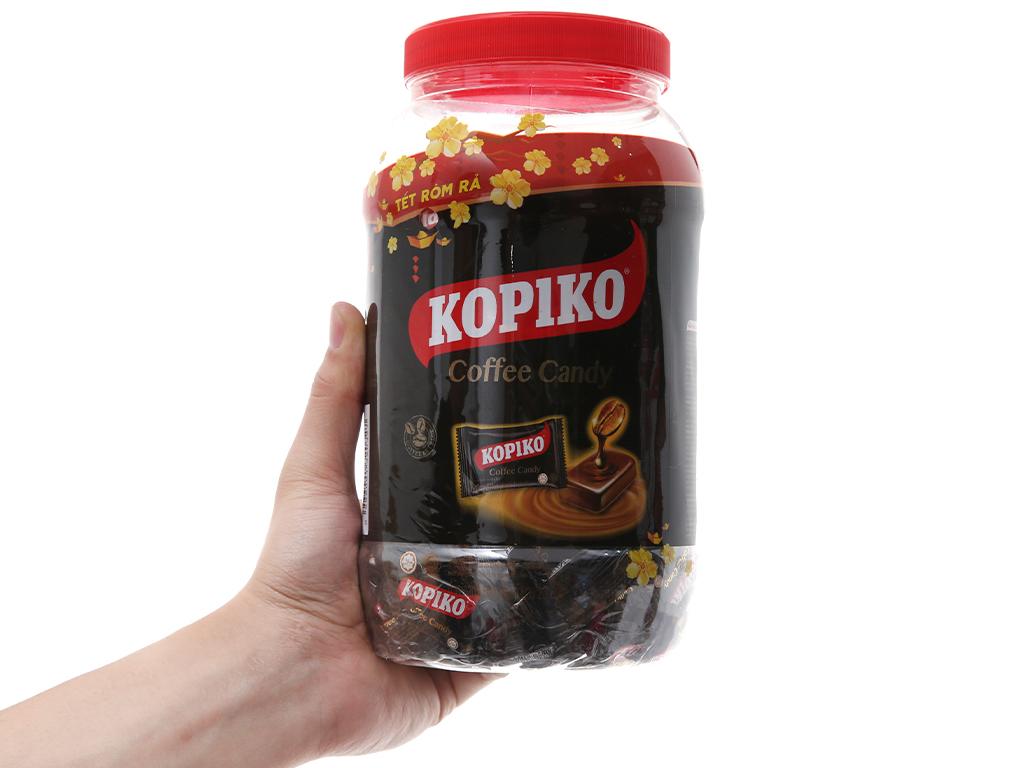 Kẹo ngậm cà phê KOPIKO hũ 600g 5