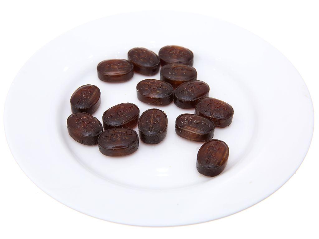 Kẹo ngậm thảo mộc không đường Ricola Original Herb hộp 40g 4