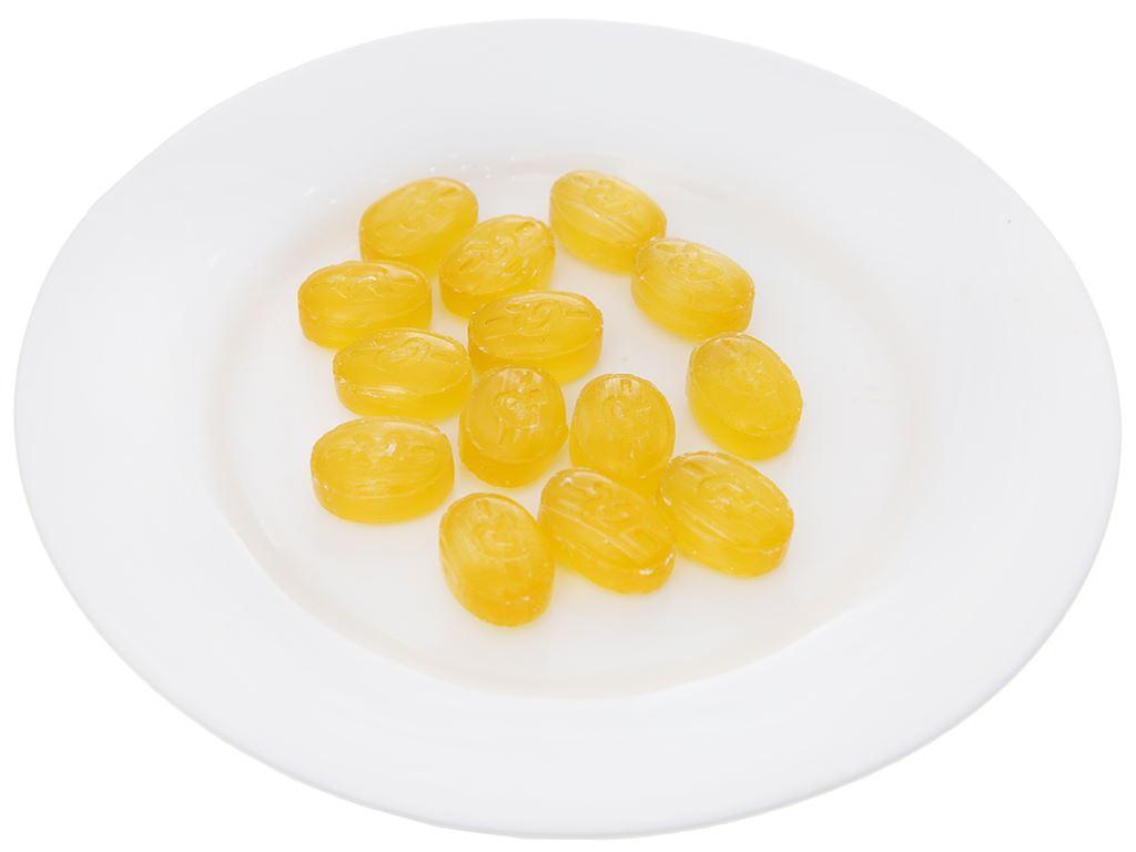 Kẹo thảo mộc không đường chanh bạc hà Ricola LemonMint hộp 40g 4