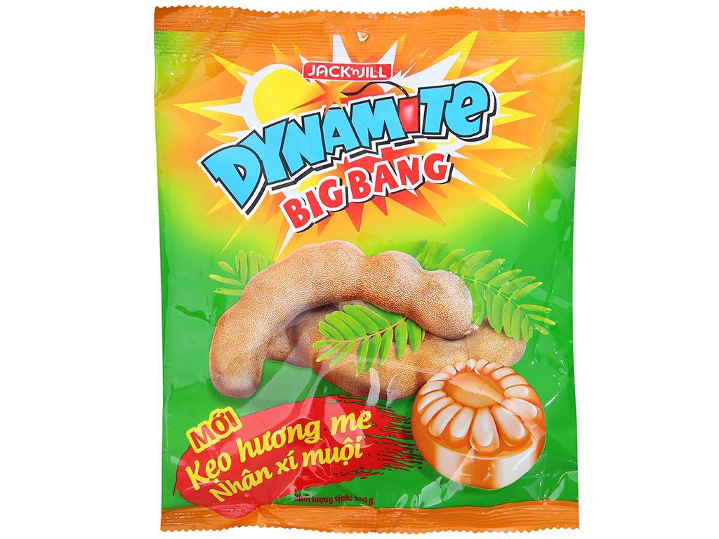 Kẹo hương me nhân xí muội Dynamite Big Bang gói 120g 2