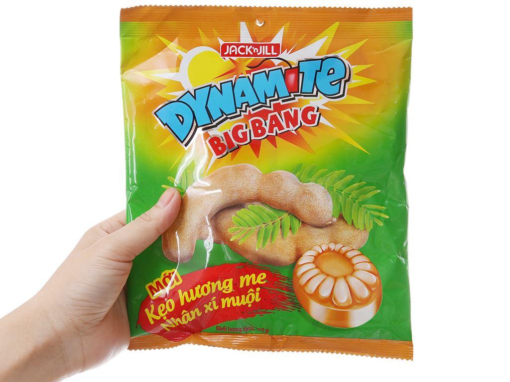 Kẹo hương me nhân xí muội Dynamite Big Bang gói 120g 5