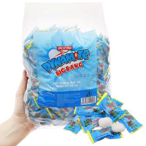 Kẹo ngậm hương bạc hà nhân socola Dynamite Big Bang gói 1kg
