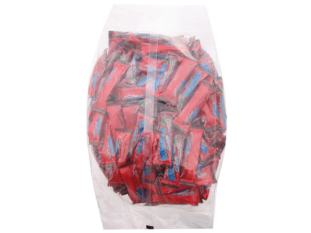 Kẹo nhai socola hương bạc hà Dynamite Chews gói 1kg 2