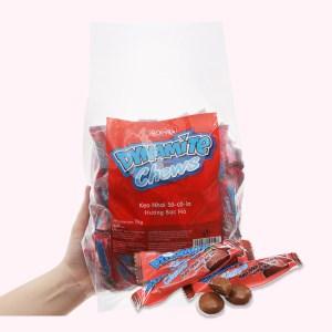 Kẹo nhai socola hương bạc hà Dynamite Chews gói 1kg