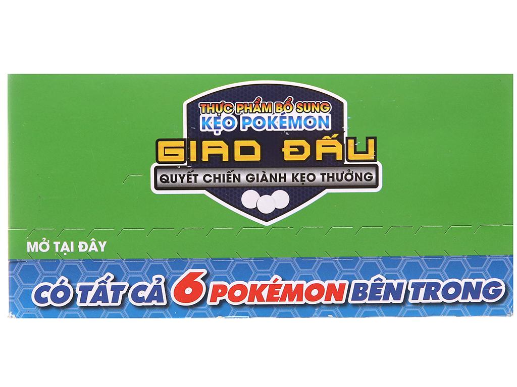 Thực phẩm bổ sung kẹo Pokémon Eikodo hộp 12g 2