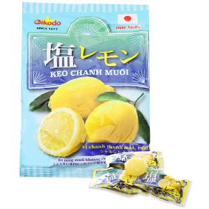 Kẹo chanh muối Eikodo gói 120g