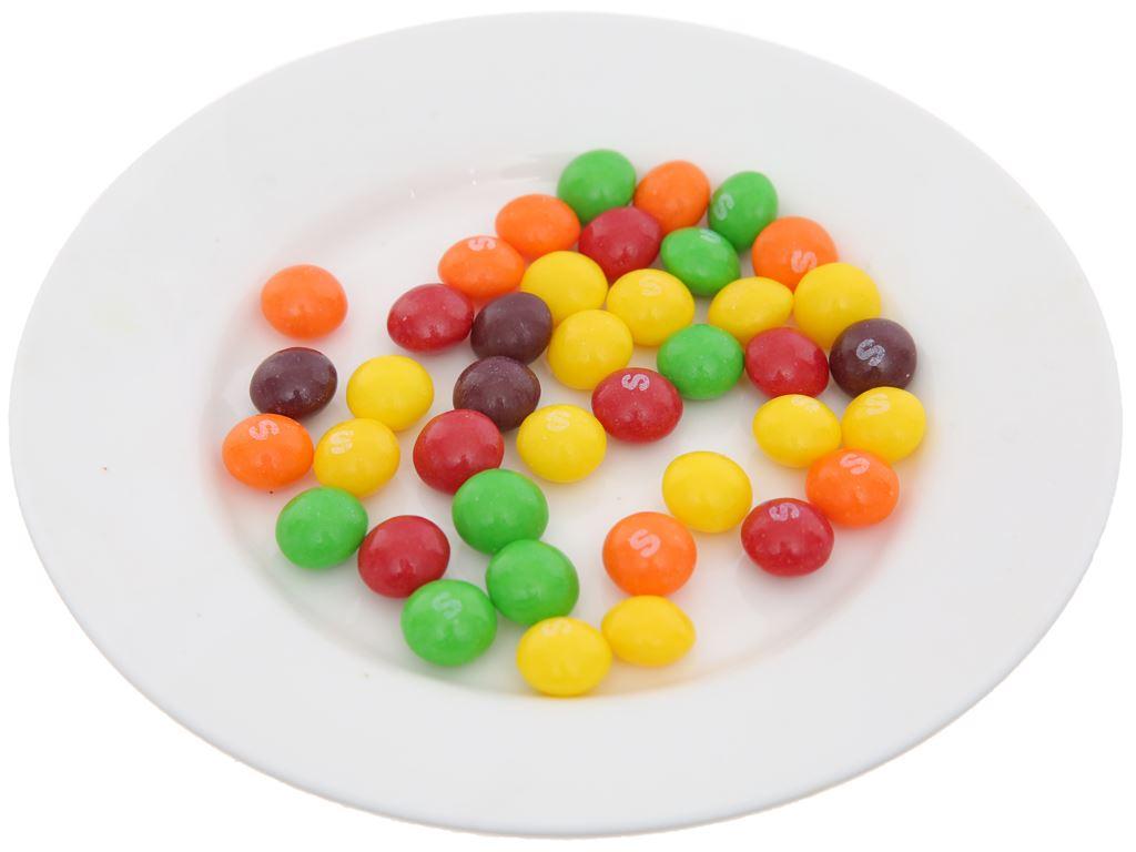 Kẹo ngậm hương trái cây Skittles Original gói 45g 2