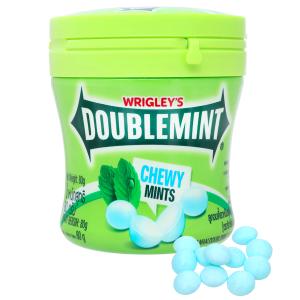 Kẹo nhai hương bạc hà DoubleMint hộp 80g