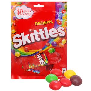 Kẹo trái cây Skittles Original gói 150g
