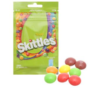 Kẹo trái cây Skittles Sour gói 40g