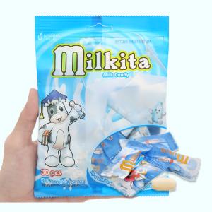 Kẹo sữa Milkita gói 84g