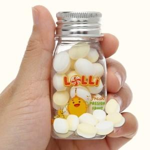 Kẹo hương chanh dây Lolli hũ 23g