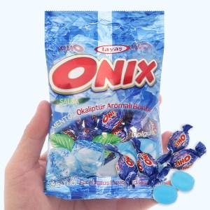 Kẹo Onix Salsa vị bạc hà gói 40g
