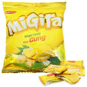 Kẹo gừng Migita gói 70g