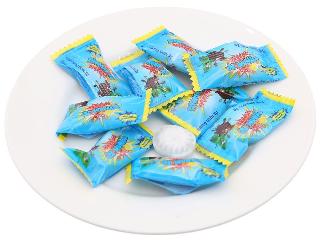 Kẹo Dynamite Big Bang hương bạc hà nhân socola 120g 5
