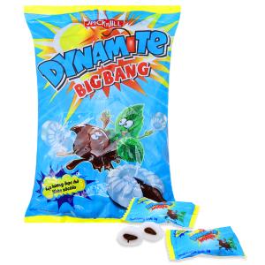 Kẹo hương bạc hà nhân socola Dynamite Big Bang gói 330g
