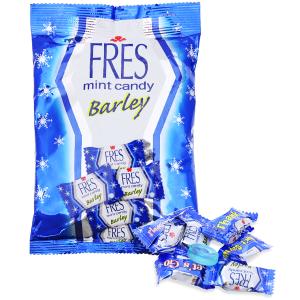 Kẹo bạc hà luá mạch Fres Barley gói 150g