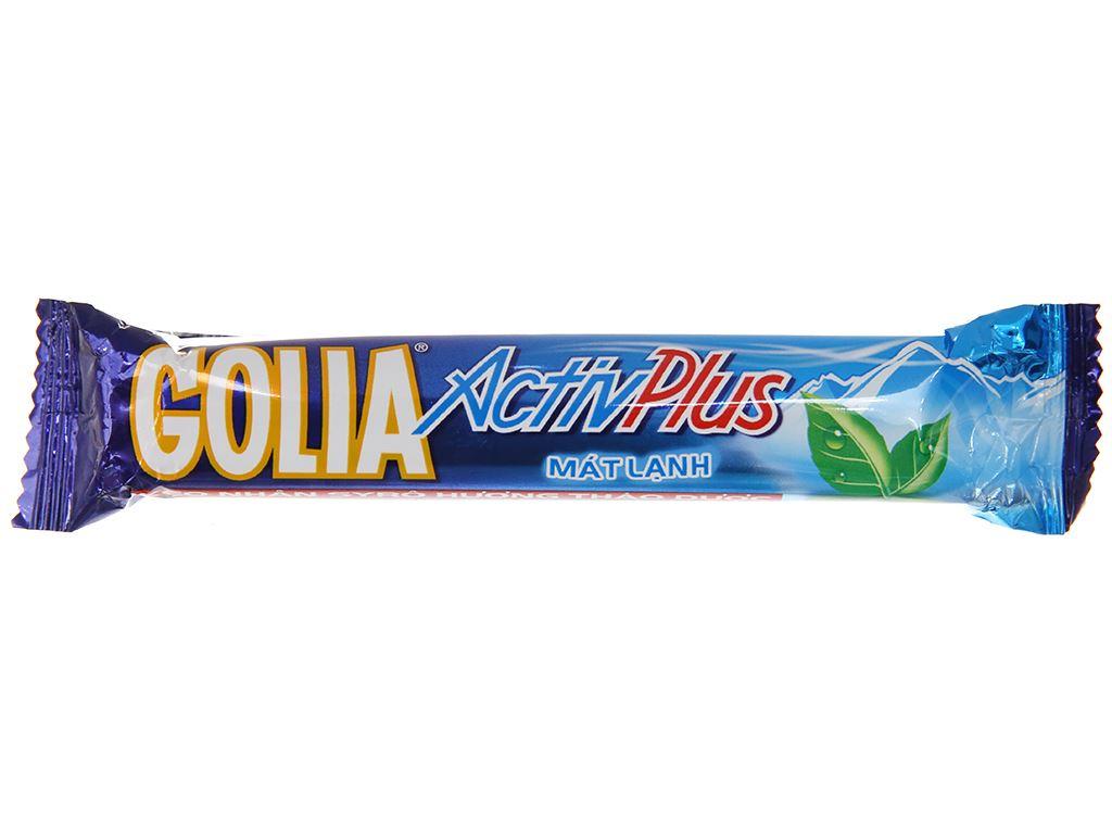 Kẹo ngậm hương thảo dược nhân siro Golia ActivPlus thỏi 29.5g 2