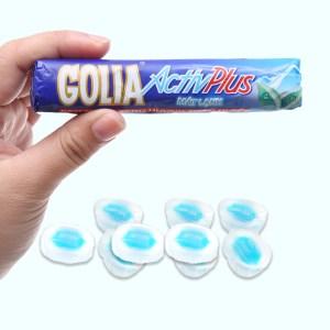 Kẹo Golia ActivPlus nhân syrô thảo dược thỏi 29.5g