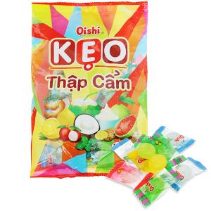 Kẹo thập cẩm Oishi gói 160g