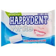 Kẹo cao su Happydent White hương Peppermint vỉ 11.2g
