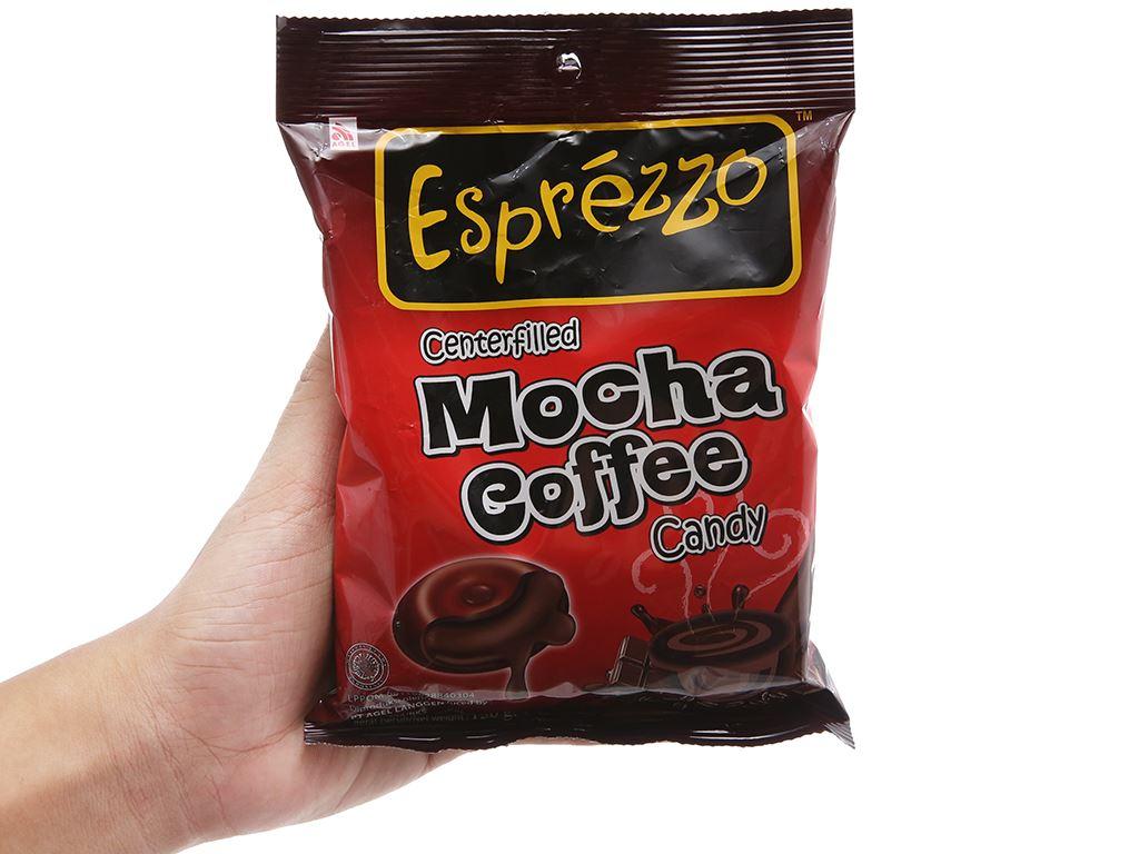 Kẹo cà phê nhân mocha Esprézzo 150g 5