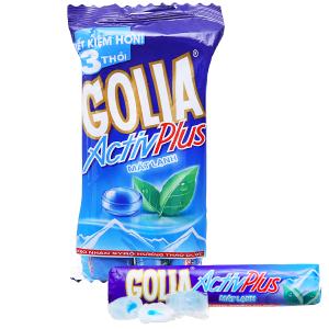 Kẹo Golia ActivPlus nhân syrô thảo dược gói 88.5g