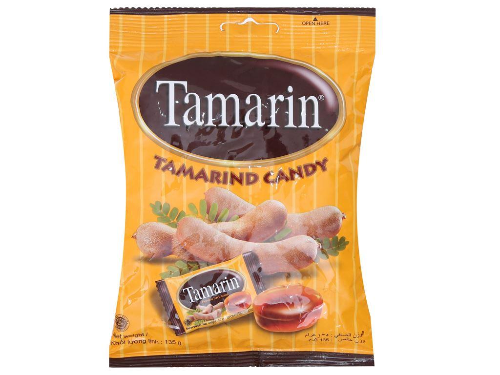 Kẹo ngậm vị me Tamarin gói 135g 2