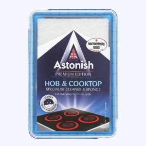 Kem tẩy mặt kính bếp điện Astonish hộp 250g
