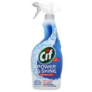 Nước xịt lau nhà tắm Cif Power & Shine 700ml