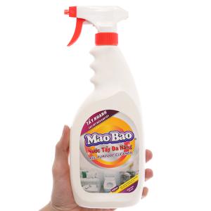 Nước tẩy đa năng Mao Bao chai 600ml