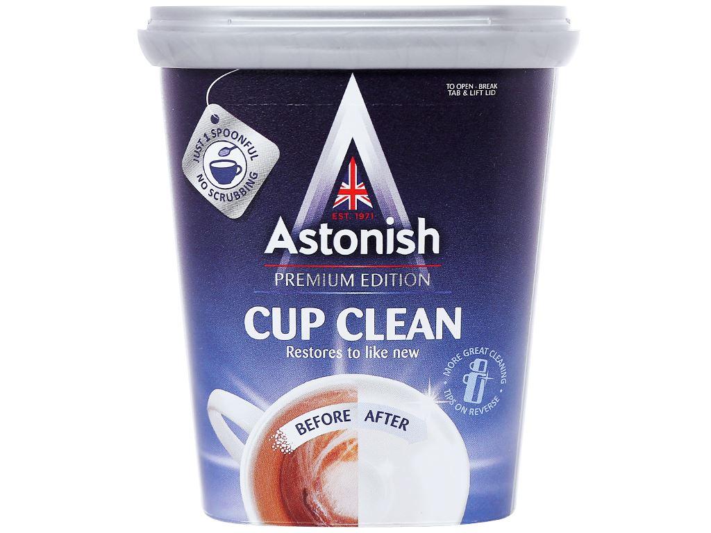 Bột tẩy đa năng Astonish Cup Clean hộp 350g 1