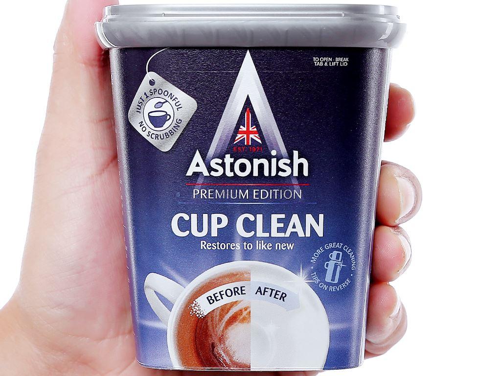 Bột tẩy đa năng Astonish Cup Clean 350g 3