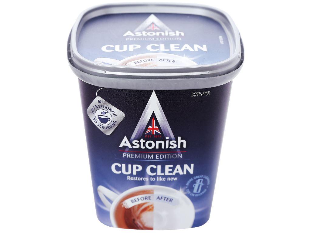 Bột tẩy đa năng Astonish Cup Clean 350g 5