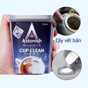Bột tẩy đa năng Astonish Cup Clean hộp 350g