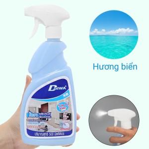 Nước tẩy đa năng Daiwa hương biển chai 500ml