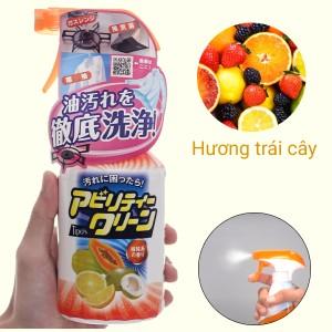 Dung dịch tẩy đa năng Tipo's hương trái cây chai 500ml