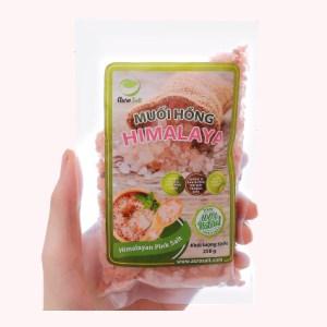 Muối hồng Himalaya hạt to Auro Salt gói 250g