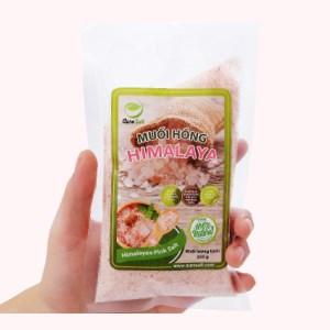 Muối hồng Himalaya hạt nhỏ Auro Salt gói 250g