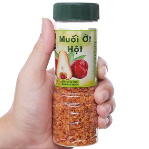 Muối ớt hột Dh Foods hũ 120g
