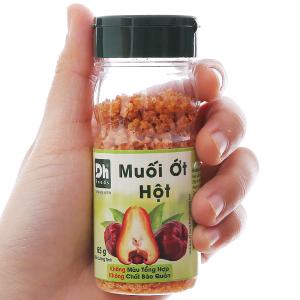 Muối ớt hột Dh Foods hũ 65g