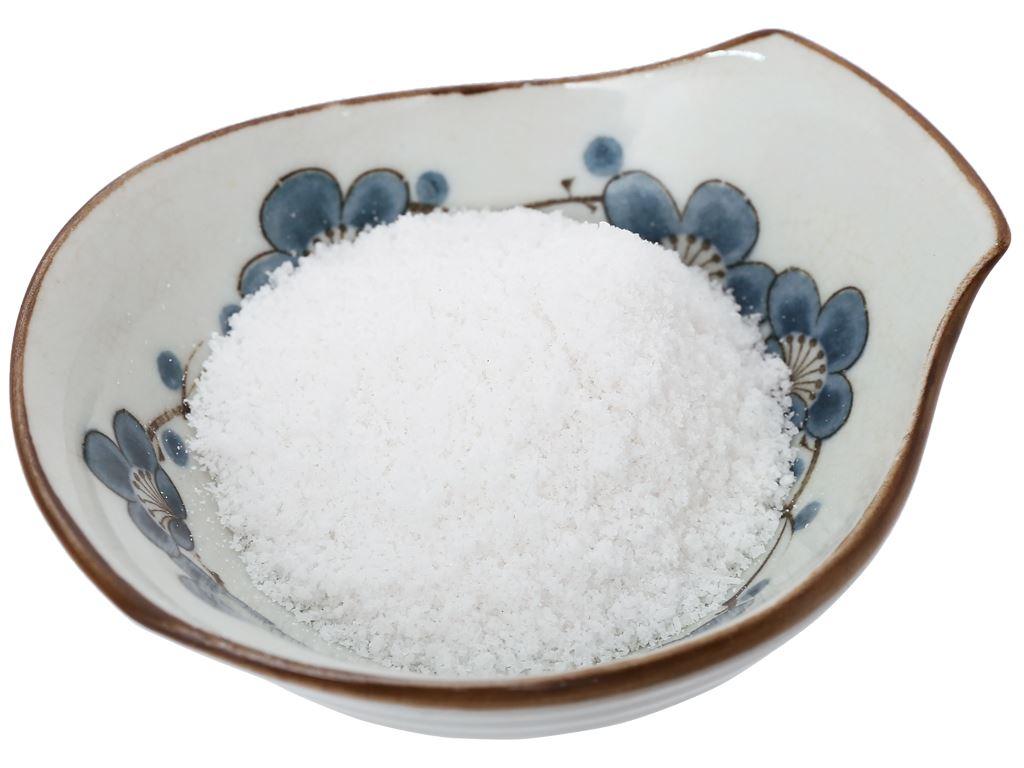 Muối tinh sấy bổ sung i-ốt Sosal Group gói 500g 6