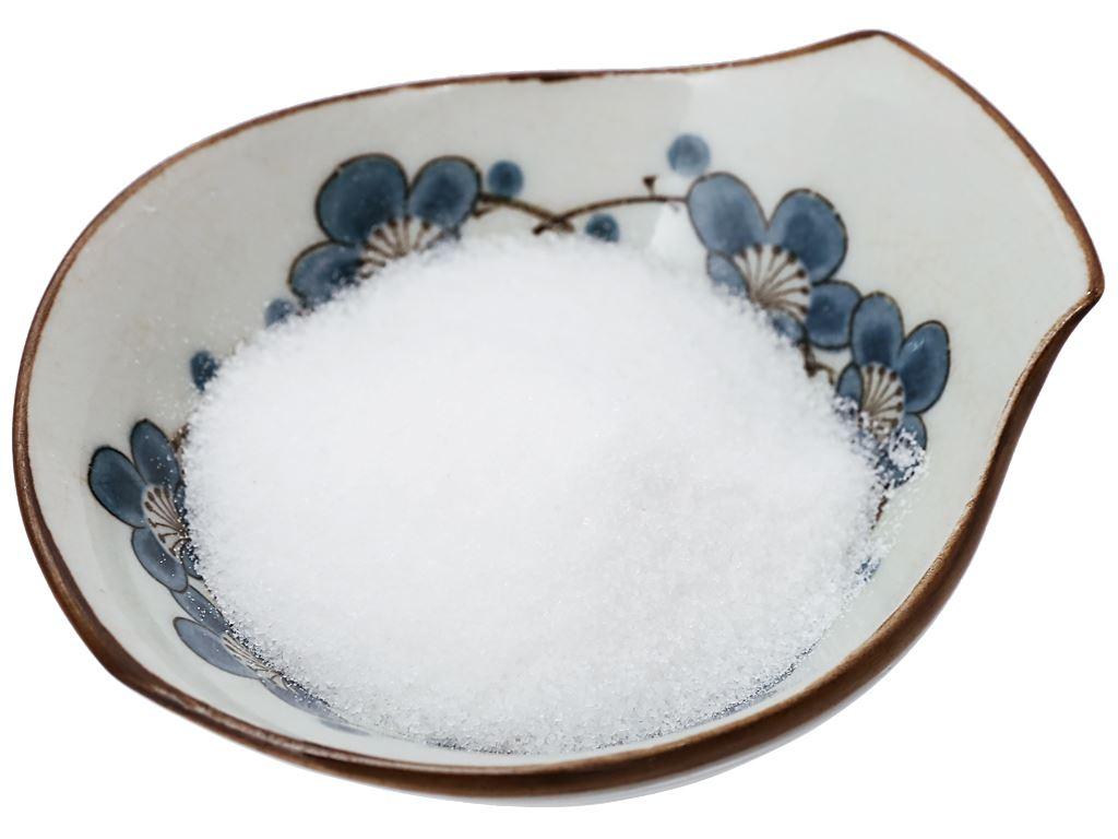 Muối tinh chế sấy bổ sung i-ốt Sosalco gói 500g 6