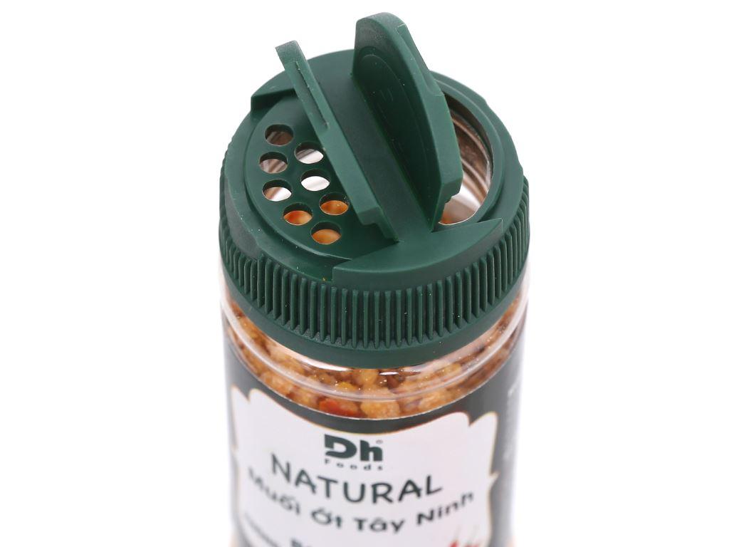 Muối ớt Tây Ninh Dh Foods Natural hũ 110g 5