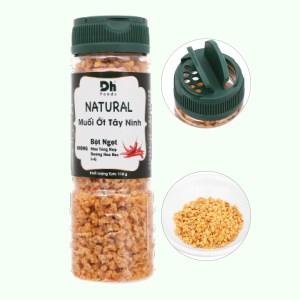 Muối ớt Tây Ninh Dh Foods Natural hũ 110g