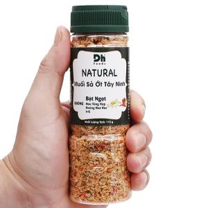 Muối sả ớt Tây Ninh Dh Foods Natural hũ 110g