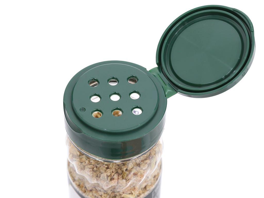 Muối tiêu sả Dh Foods Natural hũ 55g 5
