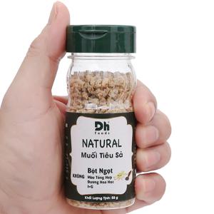 Muối tiêu sả Dh Foods Natural hũ 55g