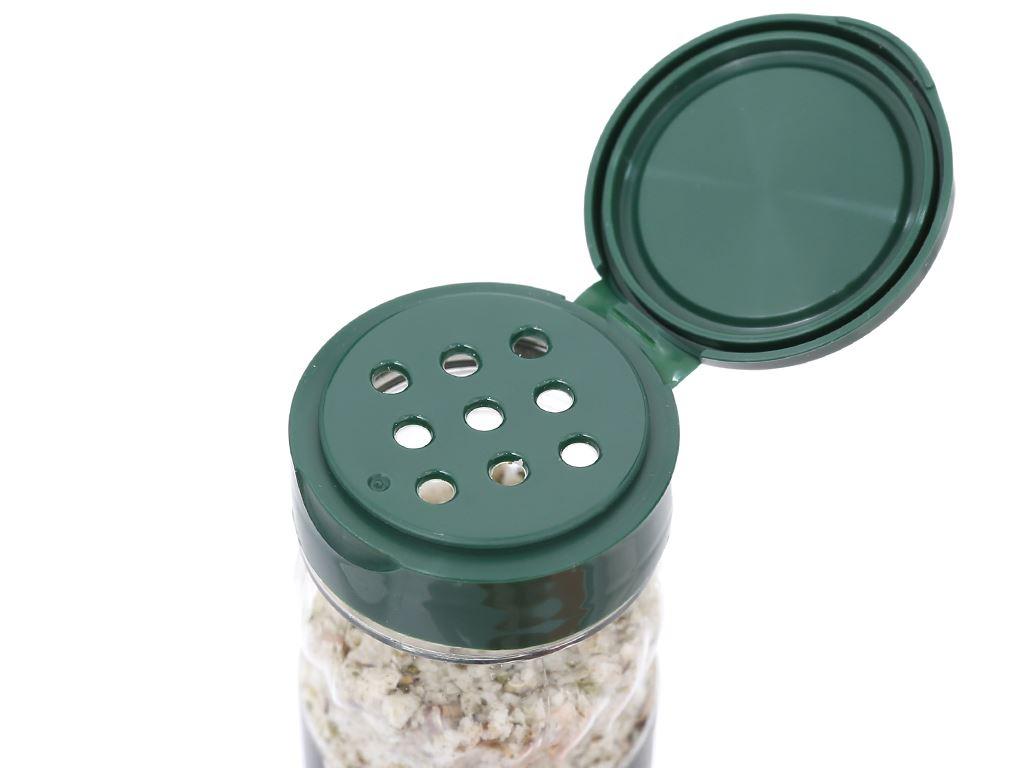 Muối tiêu lá chanh Dh Foods Natural hũ 55g 5