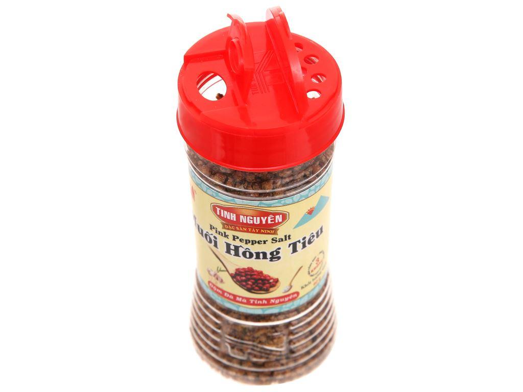 Muối hồng tiêu Tinh Nguyên hũ 90g 5